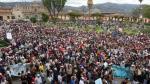 Ante violencia, suspenden proyecto minero Conga - Noticias de atacada
