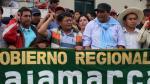 Ollanta Humala habla fuerte y Policía detiene a dirigente - Noticias de un lugar en silencio