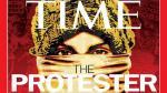 'El manifestante' es el personaje del 2011 - Noticias de richard stengel