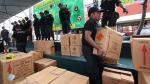 Decomisan 1,500 kilos de pirotécnicos - Noticias de carlos cabrera