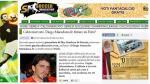 Diego Maradona Jr. llegaría al 'Ciclón' - Noticias de eduardo lalo
