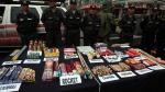 La Molina: incautan 6 mil pirotécnicos - Noticias de mil