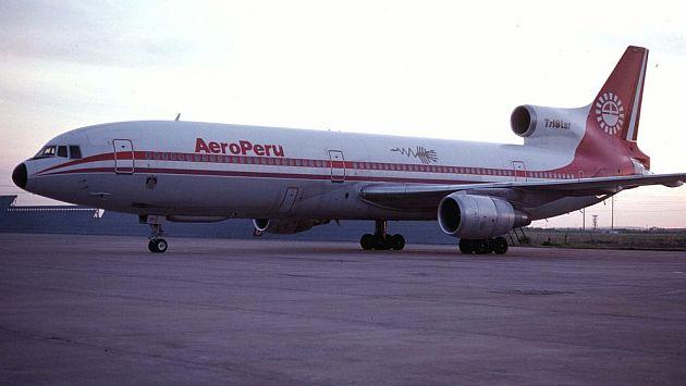Trascendió que la aerolínea peruana podría reiniciar operaciones en agosto próximo. (Internet)