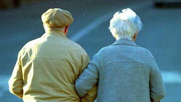 La pareja intentó reconciliarse, pero no lo consiguió. (Il Giorno)