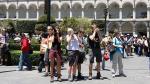 Turismo generaría divisas por US$3,524 millones este año - Noticias de claudia cornejo