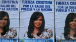 Fotos: los argentinos apoyan a Cristina - Noticias de cristina kirchner