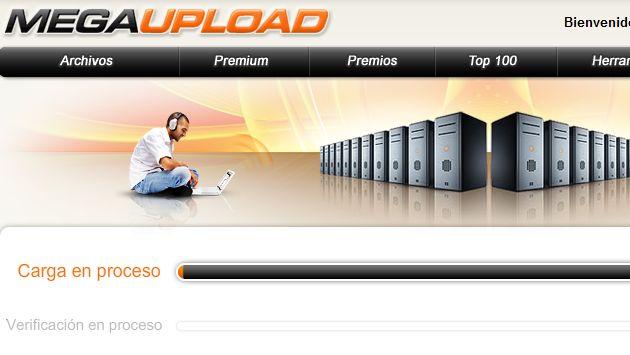 Todas las páginas relacionadas a Megaupload Limited fueron clausuradas. (Internet)