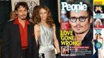 Johnny Depp solo después de 14 años - Noticias de robin baum