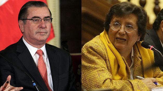 Mavila criticó los enredos de primer ministro. (USI)