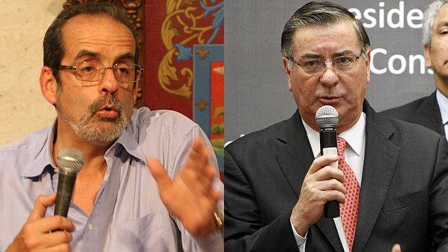 Diez Canseco criticó el accionar del presidente del Consejo de Ministros. (USI)
