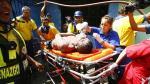 Ya son 27 los muertos por incendio - Noticias de julian walter quispe