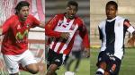 Los 'dinosaurios' de nuestro fútbol - Noticias de zuniga salazar