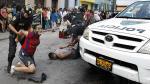 Hasta ocho años de prisión a vándalos en carnavales - Noticias de aldo miranda soria