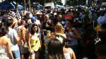 Así se vivió el desfile previo al Carnaval de Río de Janeiro - Noticias de