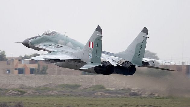 La Comisión de Defensa se reunirá con el titular del sector para que informe sobre el contrato con RSK MIG. (Internet)