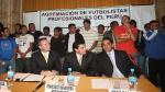 """""""La Agremiación no le hace bien al fútbol peruano"""" - Noticias de la fuerza laboral"""
