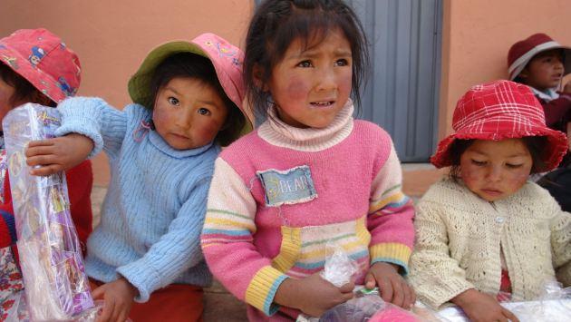 La exclusión afecta a los niños y niñas en las zonas urbanas y rurales. (USI)