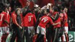 Benfica clasifica con la garra 'charrúa' - Noticias de uefa