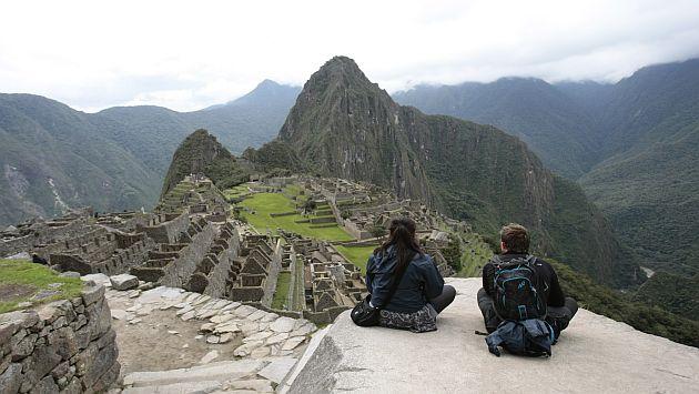 Imponente vista de una de las maravillas del mundo. (USI)