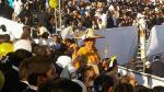 Así se despidió Benedicto XVI de México - Noticias de