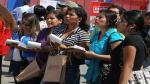 Segundo aumento de sueldo mínimo beneficiará a 700,000 trabajadores - Noticias de aumento