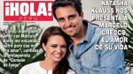 Actriz colocha presentó a su esposo - Noticias de revista hola peru
