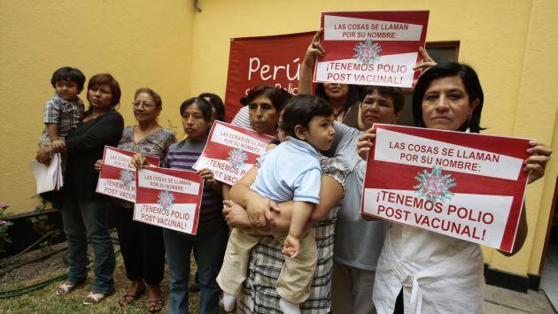 EXIJEN JUSTICIA. Familiares no dejarán de luchar en busca de apoyo para menores afectados. (Rafael Cornejo)