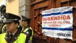 Ecuador clausuró 14 universidades - Noticias de cristiano peralta