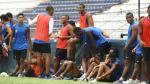 Jugadores de Alianza 'pasaron por caja' - Noticias de augusto claux