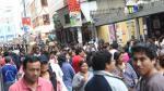 Municipio limeño formalizará a más de 13 mil comerciantes - Noticias de giuliana chavez