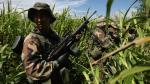 Narcosenderistas matan a dos policías y un militar en el Cusco - Noticias de martin quispe palomino