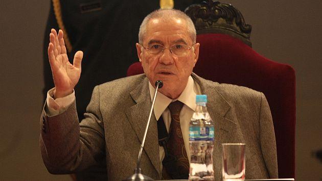 Contestaron las críticas de parte del expresidente del PJ. (USI)