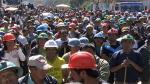 Merino pide a mineros informales levantar el paro nacional - Noticias de jorge merino tafur