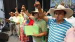 Gregorio Santos paga a dirigentes radicales por apoyo en marchas - Noticias de estela perez