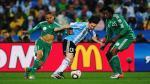 Nigeria presentó lista para enfrentar a Perú - Noticias de mba