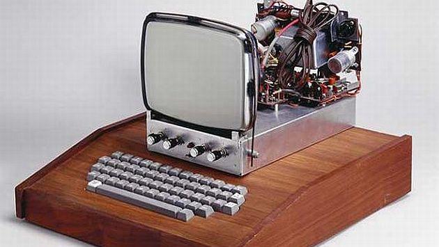 La computadora que se venderá es una de las seis que todavía funciona. (The Telegraph)