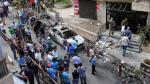 Siria: Más de 50 muertos tras bombardeos - Noticias de fuerza popular