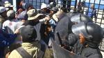 Gobierno pone mano dura y detiene a los azuzadores - Noticias de marco luque