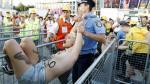Activistas de Femen se desnudan otra vez en la Eurocopa - Noticias de uefa