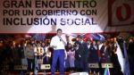 """Humala plantea una Gran Transformación """"sin sobresaltos"""" - Noticias de la gran transformación"""