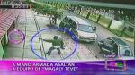 Delincuentes armados asaltan a periodistas - Noticias de magaly teve