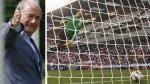 "Blatter: ""Gol de Lampard me hizo aplicar la tecnología"" - Noticias de jorge larrionda"