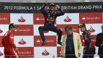 Mark Webber se impone en el GP de Gran Bretaña - Noticias de gran bretaña