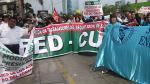 Trabajadores de EsSalud anuncian huelga indefinida desde el 19 de julio - Noticias de guillermo almenara