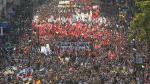España: Marchas masivas contra recortes económicos - Noticias de gratificaciones