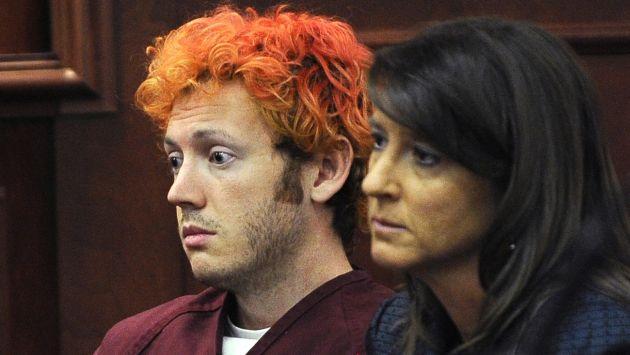 James Holmes recibía ayuda psiquiátrica antes de perpetrar matanza en cine 57557
