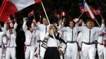 Perú dijo presente en el inicio de Londres 2012 - Noticias de mauricio fiol