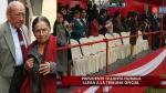 Padres de Ollanta Humala tampoco fueron al desfile de Fiestas Patrias - Noticias de gran parada militar