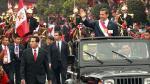 FOTOS: Las mejores imágenes de lo que fue la Gran Parada Cívico Militar - Noticias de gran parada militar