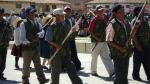 Ronderos cajamarquinos secuestran a humilde pobladora - Noticias de walter carrasco
